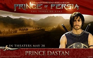 Wallpaper prince of persia Movie